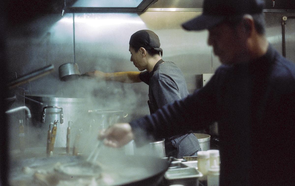 photo Essay: An Immigrant\'s Kitchen (35mm Film) – Dawar